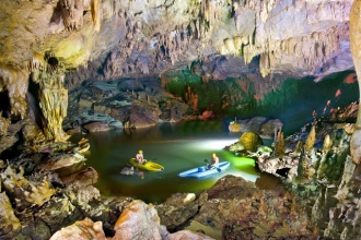 10 prominent events's Phong Nha – Ke Bang National Park in 2017